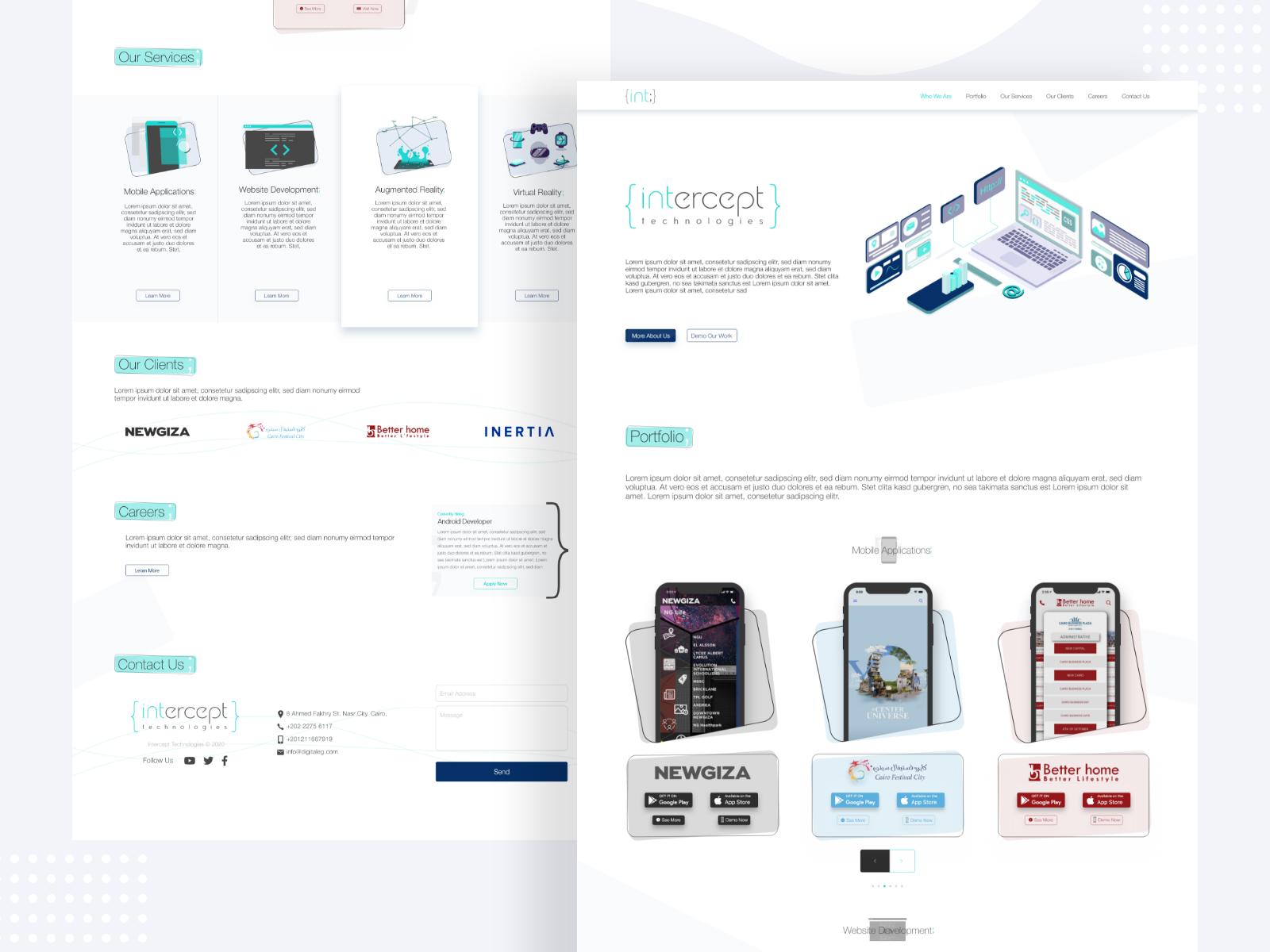 Software Development Company Website Search By Muzli