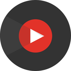 youtube music android icon uplabs. Black Bedroom Furniture Sets. Home Design Ideas
