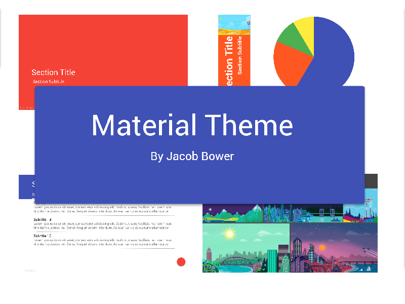 design theme for powerpoint
