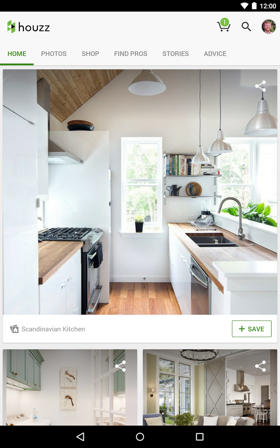 Houzz interior design ideas materialup Houzz design app