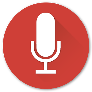 Voice Recorder Android Icon Uplabs