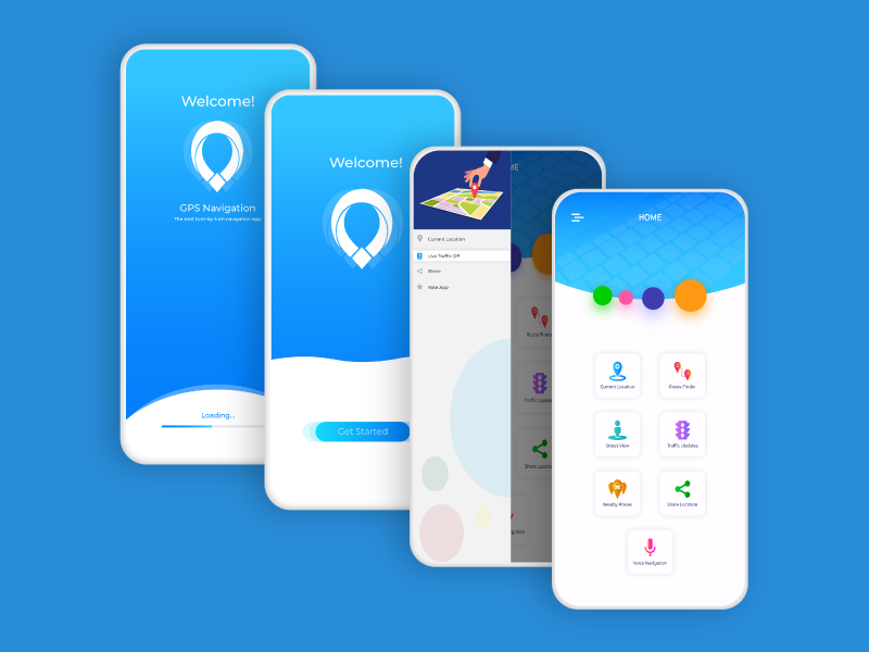 Mobile App ui/ux design | Search by Muzli