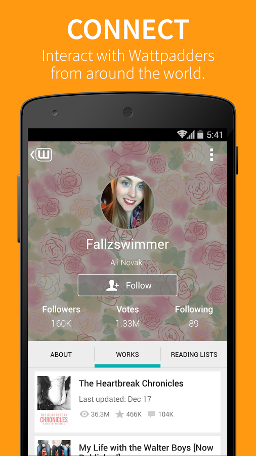 Image Result For Downloads Wattpad App Android
