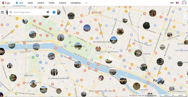 Sygic Places as an Alternative to the Google Places API - UpLabs