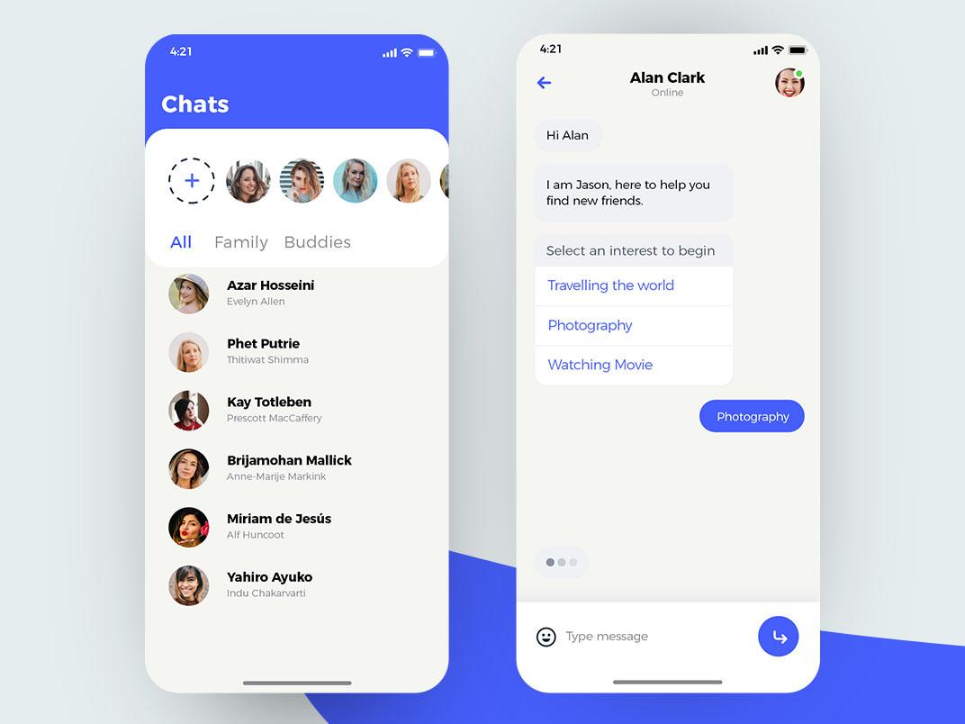 Chat app Best chat