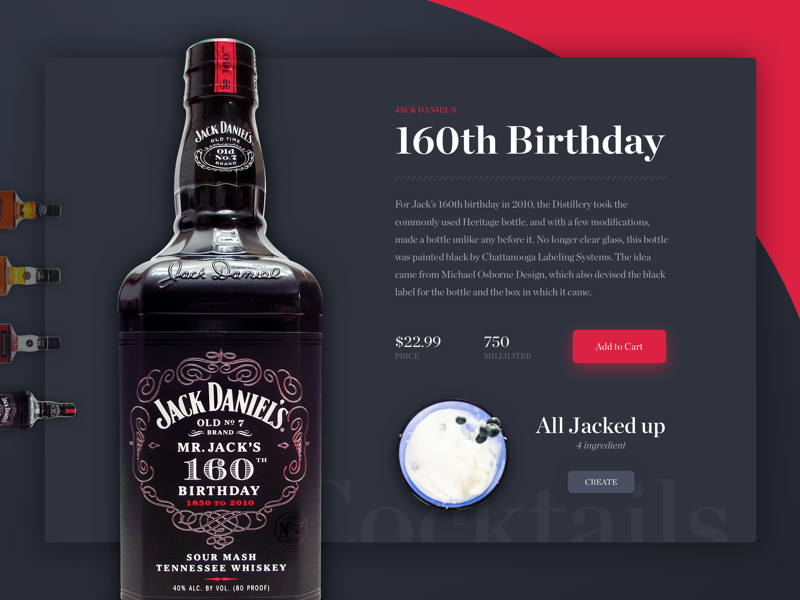 jack daniels case study jack daniels international To celebrate jack daniel's birthday we set out to build the world's first crowd-sourced bar using nothing but materials, time and expertise - all volunteered.