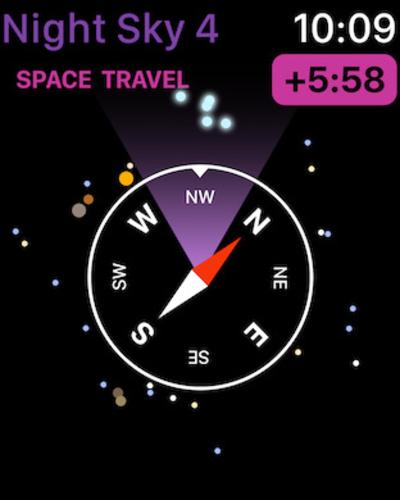 Night sky 4 apple watch app iosup