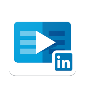 LinkedIn learning icon - Uplabs