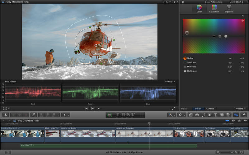 Final Cut Pro Mac App - UpLabs