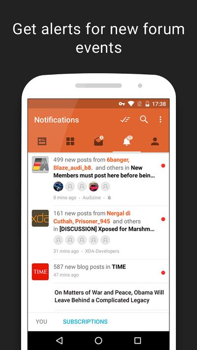 Tapatalk android app materialup - Funformobile com login ...
