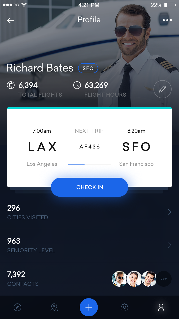 flight crew dating app We forgot to discuss about the dating habits of the flight attendants so we could get it on the recorder in case we crashed, one crew member said.