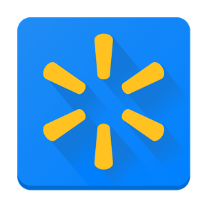 walmart android icon uplabs