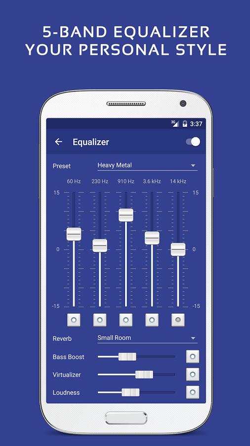 Pulsar Music Player Pro app - UpLabs