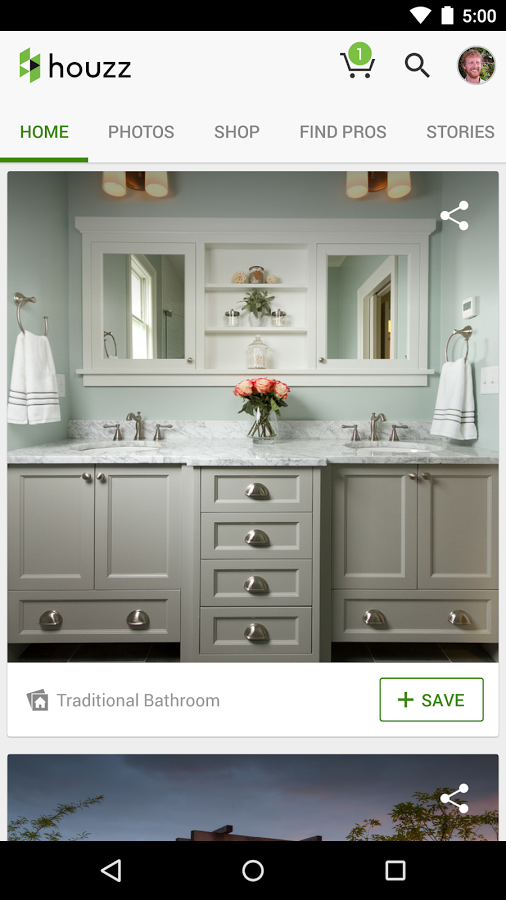 Houzz Interior Design Ideas - Uplabs