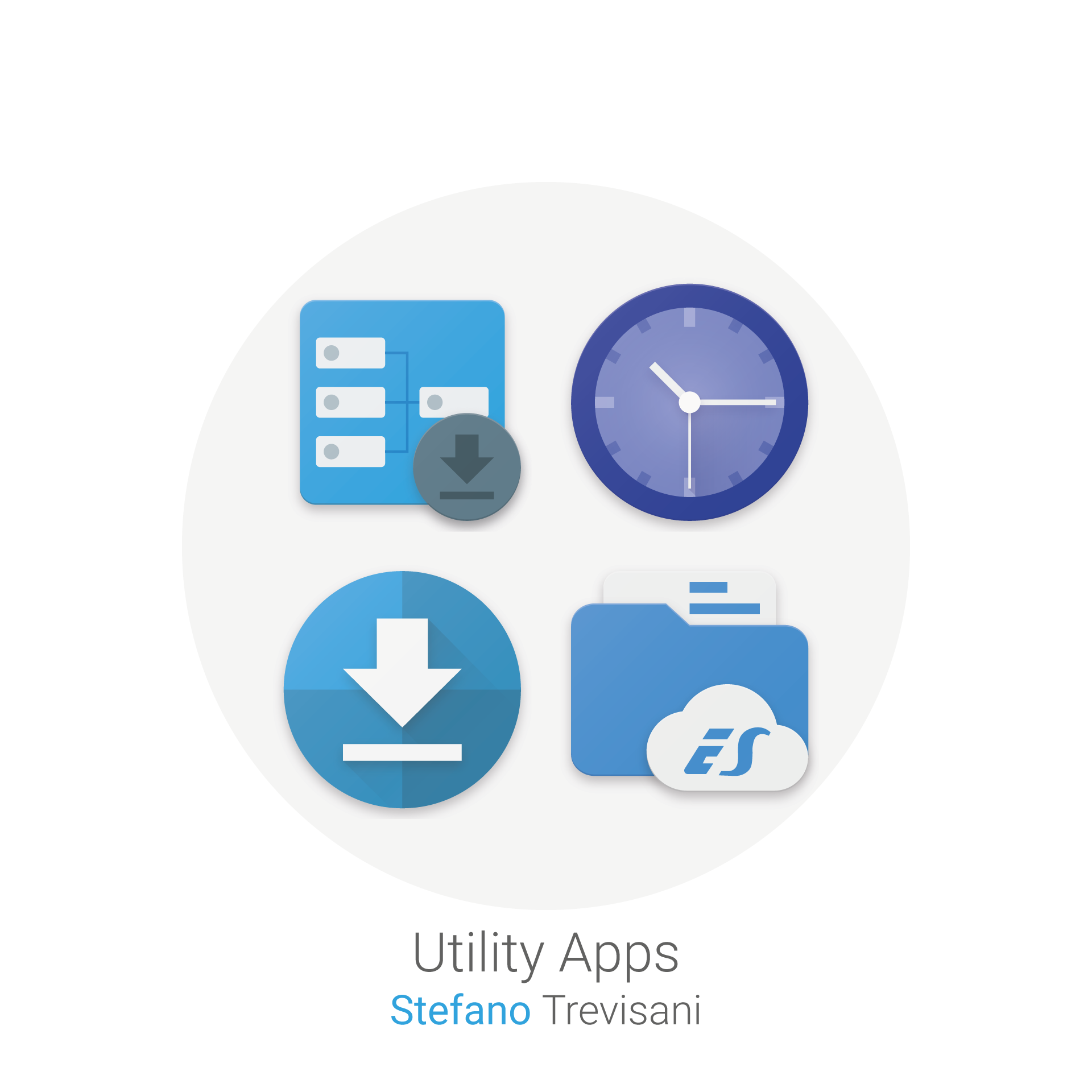 Utility Apps Icons Uplabs