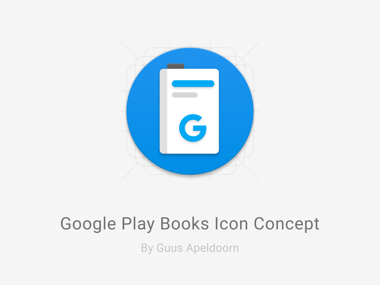 Google Play Books Icon - UpLabs