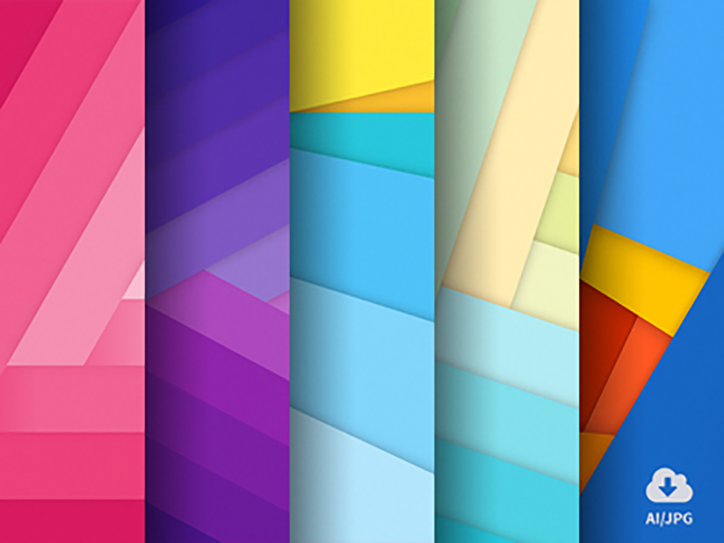 <b>Material design background</b> by honestpixels on DeviantArt