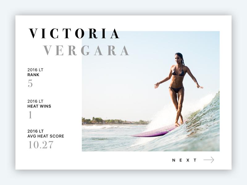 Victoria Vergara Uplabs