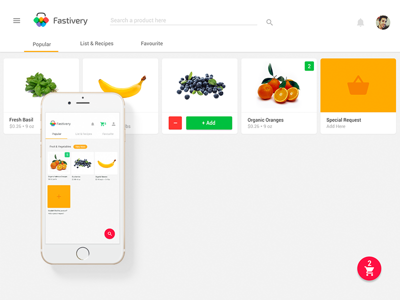 Online grocery store uplabs for Shop mobili online