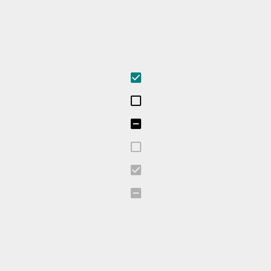 Material Design Checkbox Component Materialup