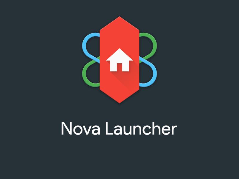 nova launcher how to keep icon close