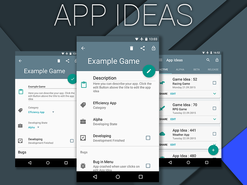 idea android