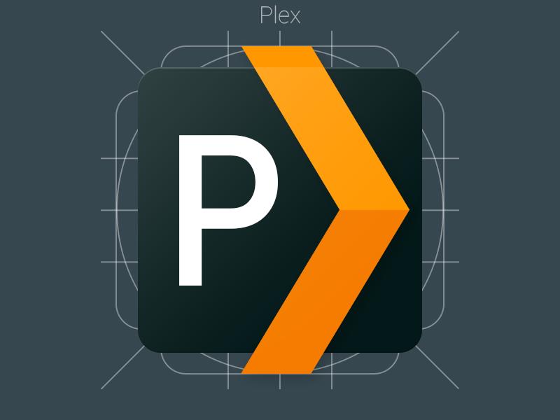 Plex Icon Uplabs