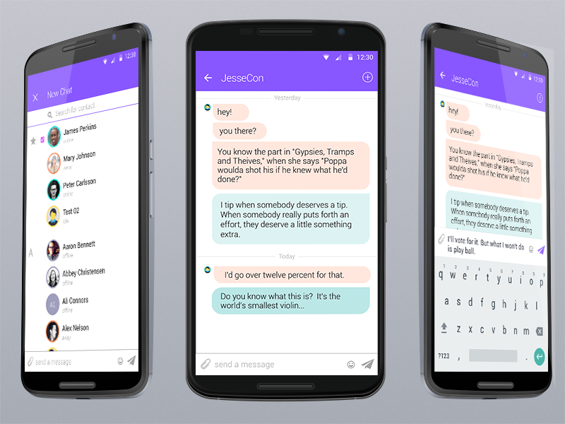 App Chat Android