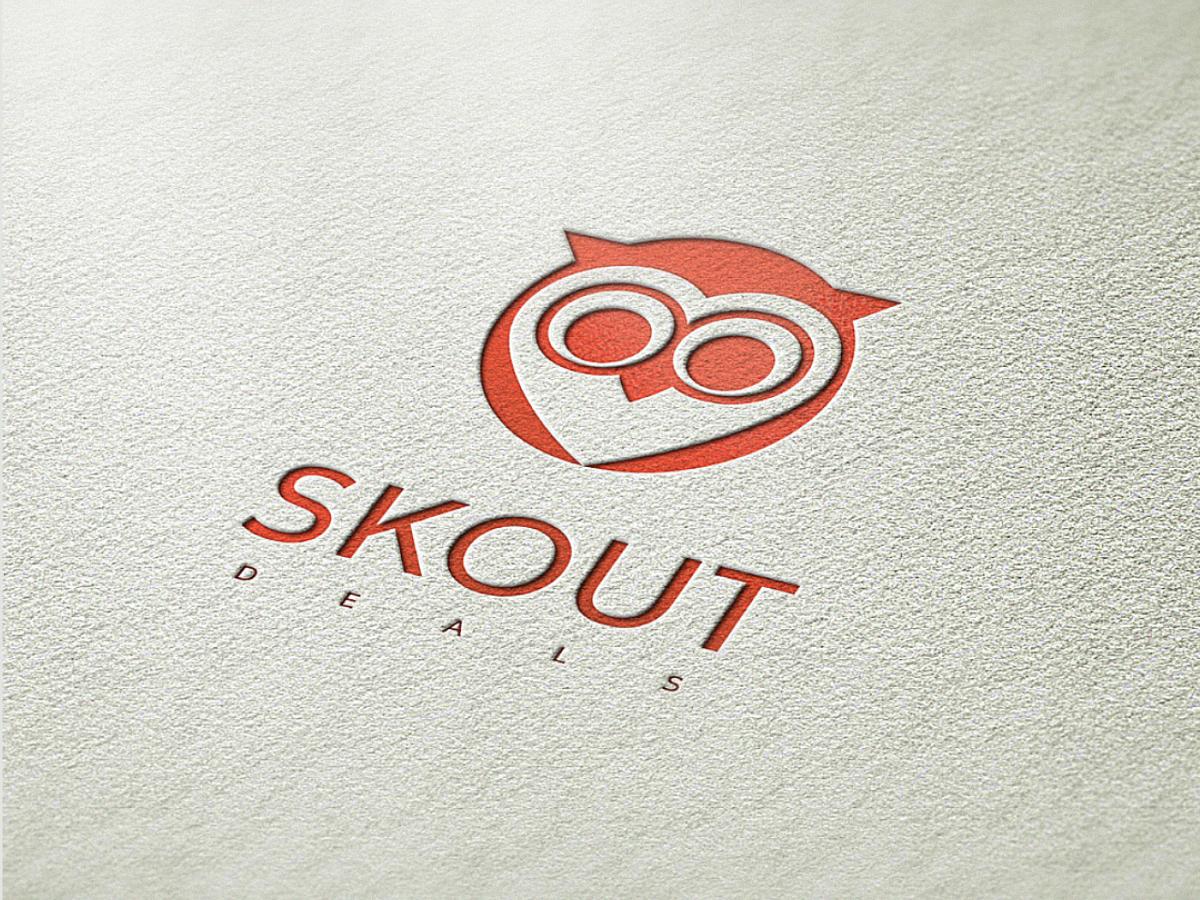 Skout Deals Logo - UpLabs