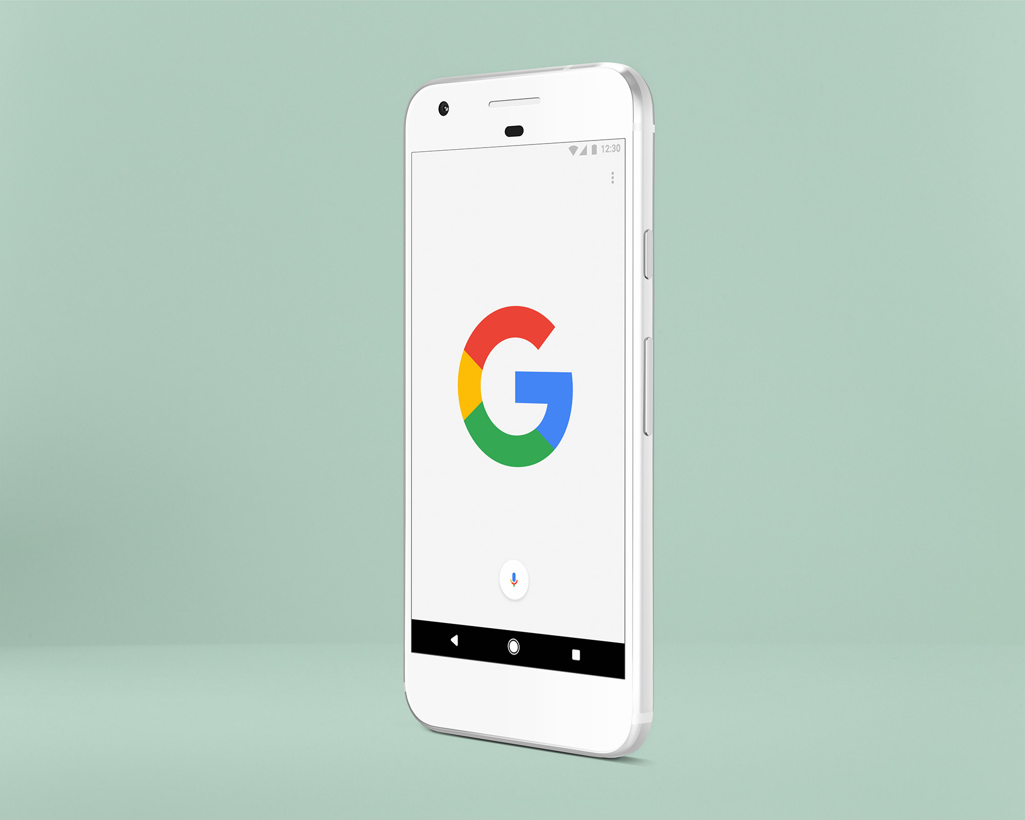 Google Pixel Psd mockup – MaterialUp